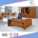 Высококачественный металлический современной деревянной мебелью управление письменный стол (CAS-ND1741139)