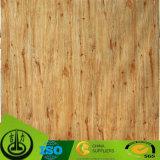 Het houten Decoratieve Document van de Melamine van de Korrel met Goede Prijs