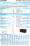 SBB Financing Institution Battery 12V180ah met Ce RoHS UL