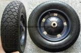 3.50-4 PU-Schaumgummi-Laufkatze-Rad für uns amerikanischer Markt