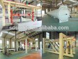 Chaîne de production de brique d'AAC, machine de fabrication de brique d'AAC, usine de bloc d'AAC, machine légère de bloc, machine d'AAC