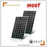 태양계 단청 태양 전지판에 있는 최신 200W 태양 전지판