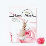 皮マスクの蜂蜜のコラーゲン手のワックスマスクを白くする手