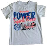 子供の衣類Sqt-601の子供の男の子のTシャツ