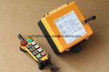 De Controle F21-6D van Radio Remote van de Kraan van de Prijs van de fabriek