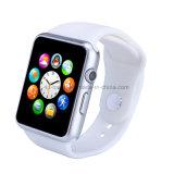 Bluetooth 4.0のSIMのカードスロット(GM18S)が付いているスマートな腕時計の電話