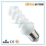 Горячая продажа 11Вт спиральная энергосберегающая лампа