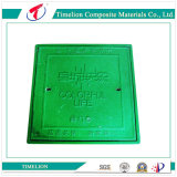 En124 C250正方形FRPの電気通信のマンホールカバー