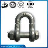 高精度の冶金学の機械装置のための自由な鍛造材の手錠