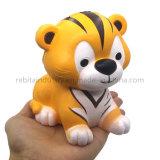 Grand Kawaii Tiger Jumbo Squishy lente hausse Charms squeeze main jouets