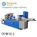 1/4 Napkin складывания бумаги бумагоделательной машины с помощью тиснения