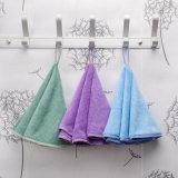 Haute qualité à faible prix ronds de serviettes en coton pour main