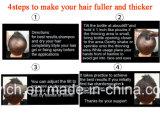 10 cores Extensão de peruca humana Fibras de cabelo de queratina de cabelo natural