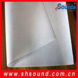 高品質は薄板にしたFrontlit PVC屈曲の旗(SB231)を