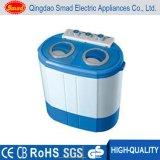 Haushalts-bewegliches Spitzenladen-preiswerte Miniwaschmaschine für Baby