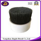 Filamento muito macio preto da escova da cor PBT