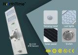 Sonnenkollektor-Straßenlaterneder Leistungs-wasserdichtes Datenbahn-Beleuchtung-LED