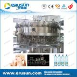 Maquinaria de relleno perfecta de la bebida del agua carbónica