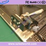 P3.91/P4.81 /P5.95/P6.25 500X500 mmまたは500X1000 mmのダイカストで形造るキャビネットとの段階パフォーマンスのための屋内屋外の使用料のLED表示パネル・ボード
