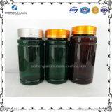 Bottiglia gialla della plastica dell'animale domestico di alta qualità