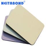 Junta compuesta Neitabond exterior de aluminio para revestimiento de la pared con 4 mm