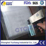 Plastique d'étiquette estampé par imprimante à jet d'encre de Cycjet Alt360 Ebs
