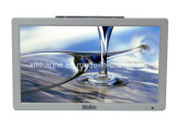 15,6 polegadas Corpo fixo / monitor LCD de carro TV a cores