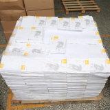 Livre d'impression de couleurs, usine manuelle faite sur commande d'impression d'usine de livret explicatif de fabrication d'impression de papier d'imprimerie de catalogue