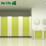 Jialifuのコンパクトの積層物の幼稚園の洗面所のキュービクル
