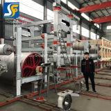 Fabricante de máquina de papel higiénico de maquinaria Shunfu