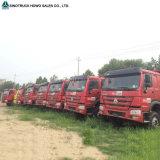 الصين [سنوتروك] [هووو] [25ت] [40تون] [6إكس4] قلّاب تخليص شاحنة قلّابة يميل شاحنة