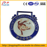 Kundenspezifische Medaille des Metall2d/3d für Schwimmen