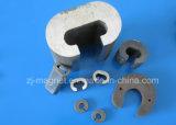 Fertigung kundenspezifischer permanenter Alnico-Magnet mit c-Form