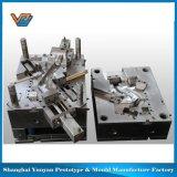 Metal ou material plástico na modelagem por injeção de China