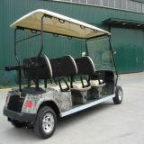 고전적인 유형 6 시트 전기 골프 차 (RSE-2068)