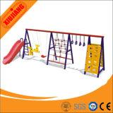 Ensembles de balançoire de sécurité en gros Ensembles de balançoire en fer à l'extérieur pour enfants et adultes