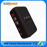 Perseguidor portátil PT30 do GPS de uma comunicação em dois sentidos