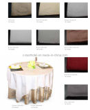 100% algodón color damasco Mantel