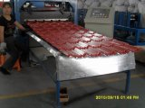 Machine à former des rouleaux pour le toit