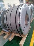 Bobina de aço inoxidável de meio cobre 201 com acabamento 2b laminada a frio