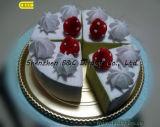 Rundes Shape mit Sterben-Cut Cake Boards, FDA und SGS Cake Plates (B&C-K060)