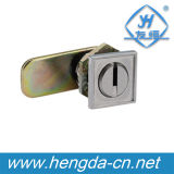 Yh9807 캠 자물쇠 우체통 자물쇠 사각 헤드 캠 자물쇠