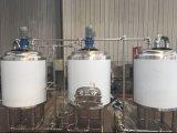 strumentazione di preparazione della birra dell'acciaio inossidabile della fabbrica di birra 300L