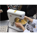 Mantequilla de la maquinaria de panadería/huevo/mezclador planetario poner crema del mezclador 5L