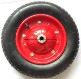 압축 공기를 넣은 고무 바퀴 3.25/3.00-8 고무 타이어/바퀴