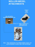 Adaptadores de conversão digital para Carl Zeiss, Leica, Topcon, Moller Wedel, Takagi Surgery Microscope
