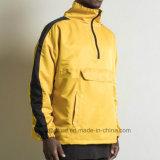 Desgaste Windproof Hoody dos esportes da camisola do pulôver da forma para homens