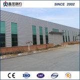 Taller movible y almacén de la estructura de acero del marco de acero