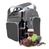 Les appareils électroniques portables Soft sac refroidisseur 13litre DC12V pour le refroidissement du vin rouge