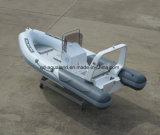 Aqualand 16feet 4.7mの堅く膨脹可能なモーターボートか漁船(rib470b)